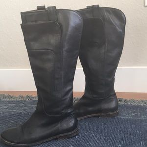 Frye Paige riding boots